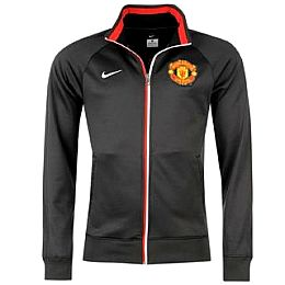 Купить Nike Manchester United Trainer Jacket Mens 3200.00 за рублей