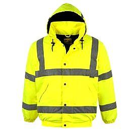 Купить Dunlop Hi Viz Bomber Jacket Mens 2200.00 за рублей