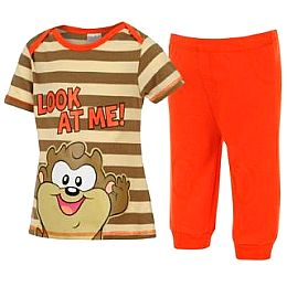 Купить Looney Tunes Taz 2 Piece Jog Set Baby Boy 1650.00 за рублей