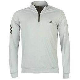 Купить adidas ClimaLite Quarter Zip Pullover Mens 3100.00 за рублей