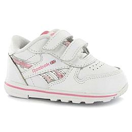 Купить Reebok Classic Leather V Etched Infant Girls Trainers 1950.00 за рублей
