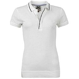 Купить Kangol Rib Hem Polo Shirt Ladies 1600.00 за рублей