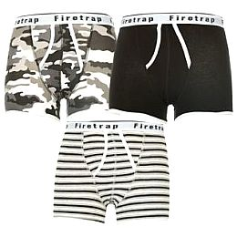 Купить Firetrap 3 Pack A Front Trunks Junior 1600.00 за рублей
