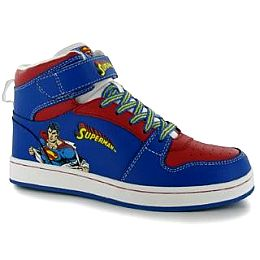 Купить Superman Childrens Hi Tops 2200.00 за рублей