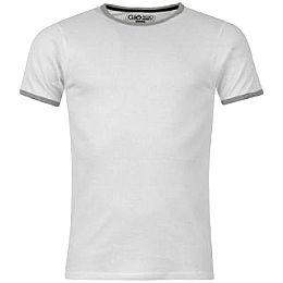 Купить Giorgio Rib Crew T Shirt Mens 750.00 за рублей