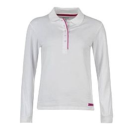 Купить Dunlop Long Sleeve Polo Shirt Ladies 1650.00 за рублей