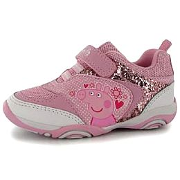 Купить Peppa Pig Pig Sparkle Infants Trainers 1950.00 за рублей