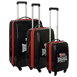 Купить Lonsdale 3 Piece Union Jack Suitcase Set 4900.00 за рублей