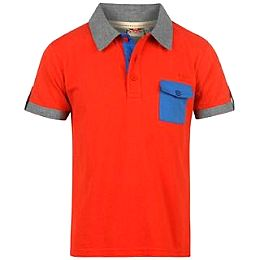 Купить Lee Cooper Chambray Polo Shirt Junior 800.00 за рублей
