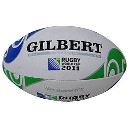 Купить Gilbert Rugby World Cup 2011 Replica Ball 2100.00 за рублей