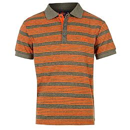 Купить Lee Cooper Striped Polo Shirt Junior 750.00 за рублей