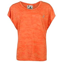 Купить Kangol Open Sleeve Burn Out T Shirt Ladies 1700.00 за рублей