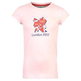 Купить 2012 Union Jack Infill T Shirt Junior 650.00 за рублей