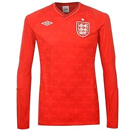 Купить Umbro England Home Shirt 2012 2013 GK Long Sleeve Jnr 2550.00 за рублей