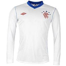 Купить Umbro Rangers Away Shirt 2012 2013 Long Sleeve Uns 2150.00 за рублей