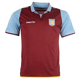 Купить Macron Aston Villa Home Shirt 2012 2013 Junior 1700.00 за рублей
