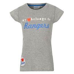 Купить Rangers Belong Tshirt Girls 700.00 за рублей