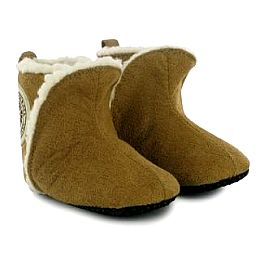 Купить Rangers Babies Fur Crib Booties 800.00 за рублей