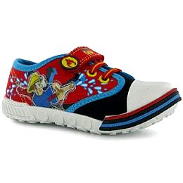 Купить Fireman Sam Sam Infants Canvas Lo Trainers 1800.00 за рублей