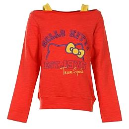 Купить Hello Kitty Kitty Fleece Jumper Girls 1600.00 за рублей