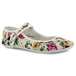 Купить Miss Fiori Print Mary Jane Ladies Shoes 1600.00 за рублей