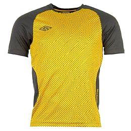 Купить Umbro Geometra Graphic Poly Tshirt Mens 1650.00 за рублей