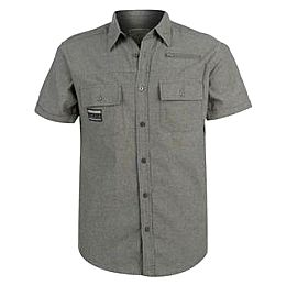 Купить Hardcore Jeans Co Chambray Shirt Mens 1800.00 за рублей