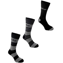 Купить Lee Cooper 3 Pack Gift Box Socks Mens 750.00 за рублей
