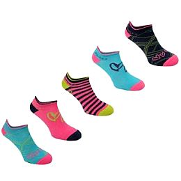 Купить Voodoo Dolls 5 Pack Trainer Socks Ladies 700.00 за рублей