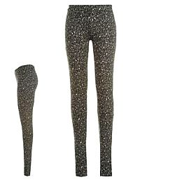Купить Golddigga All Over Print Leggings Ladies 700.00 за рублей