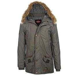 Купить Lee Cooper Cooper Heavy Parka Mens 3700.00 за рублей