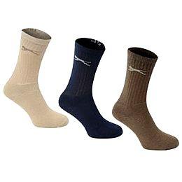 Купить Slazenger Crew 3 Pack Socks 650.00 за рублей