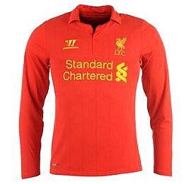Купить Warrior Liverpool Home Shirt 2012 2013 Long Sleeve 1950.00 за рублей