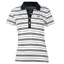 Купить Dunlop Stripe Polo Shirt Ladies 1650.00 за рублей