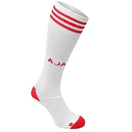 Купить adidas Ajax Home Socks 2012 2013 Childrens 800.00 за рублей