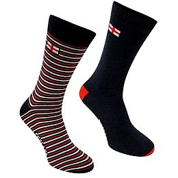 Купить England 2pk Formal Socks 650.00 за рублей