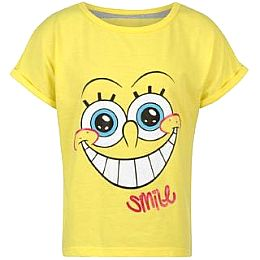 Купить Spongebob Tee Junior Girls 750.00 за рублей