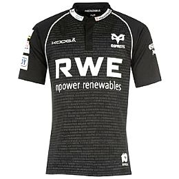 Купить KooGa Ospreys Home Rugby Shirt 2012 2013 Junior 2800.00 за рублей