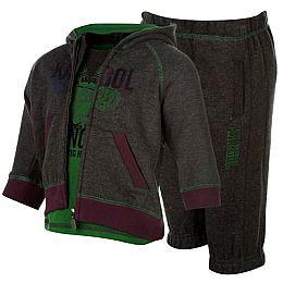 Купить Kangol 3 Piece Fleece Jogger Set Baby 1700.00 за рублей