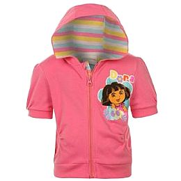Купить Dora the Explorer the Explorer Short Sleeve Zip Hoody Infant Girls 750.00 за рублей