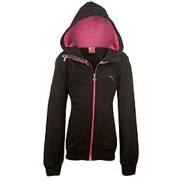 Купить Puma Hooded Sweater Jacket Girls 2050.00 за рублей