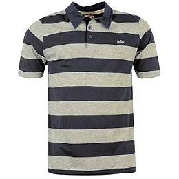 Купить Lee Cooper Block Stripe Polo Shirt Mens 1700.00 за рублей