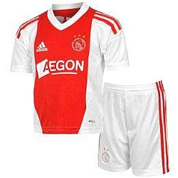 Купить adidas Ajax Home Mini Kit 2012 2013 2300.00 за рублей