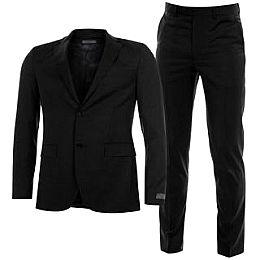 Купить Calvin Klein Pin Stripe Suit Mens 8050.00 за рублей