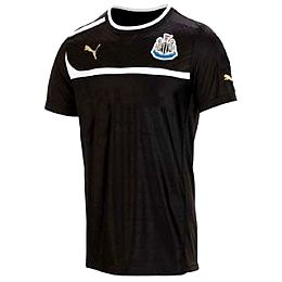 Купить NUFC Newcastle United Polyester Training T Shirt Mens 2200.00 за рублей