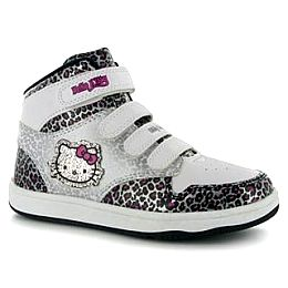 Купить Hello Kitty Kitty HiTop Trainers Childrens 1950.00 за рублей