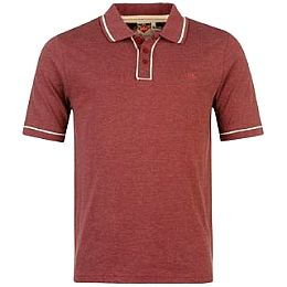 Купить Lee Cooper Piped Polo Shirt Mens 1650.00 за рублей