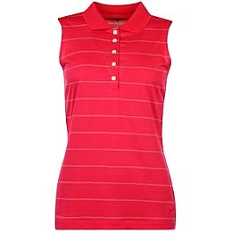 Купить Nike Sleeveless Stripe Golf Polo Shirt Ladies 2300.00 за рублей