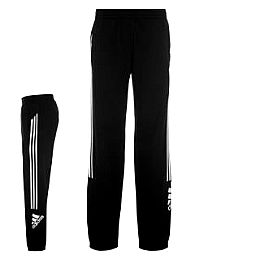 Купить adidas 3 Stripe Logo Fleece Sweatpants Mens 2650.00 за рублей