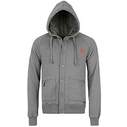 Купить Airwalk Lined Button Hoody Junior 1800.00 за рублей
